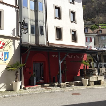Tralala Hotel Montreux Φωτογραφία