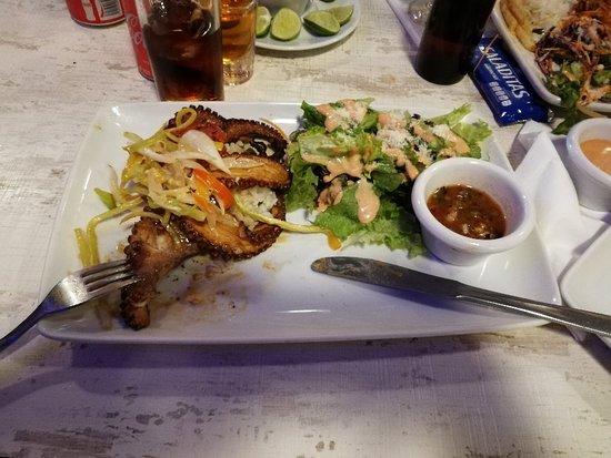 Hook up fish bar menu