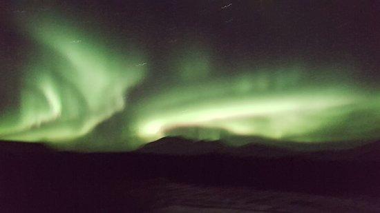 BusTravel Iceland: Northern Lights-magical
