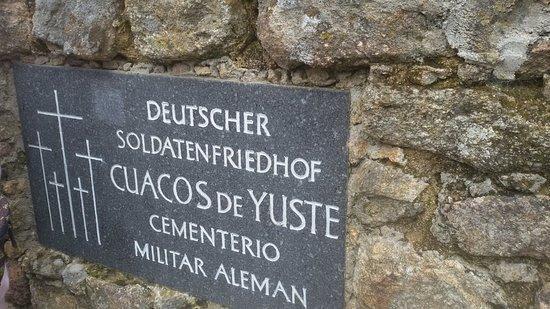 Cuacos de Yuste, Spanien: 20180407_164413_large.jpg