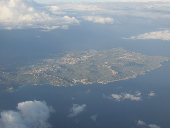 Ryanair: Gozo from the air
