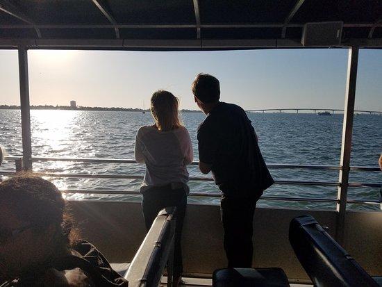 Sarasota Bay Explorers : Great father-daughter time!