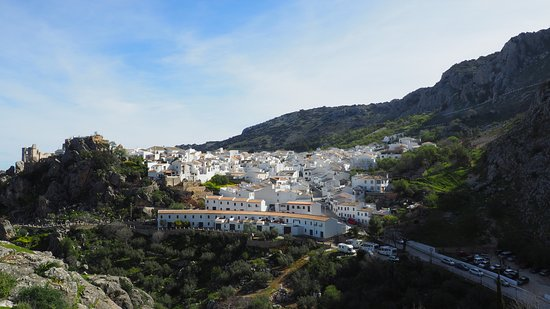 Province of Cordoba, Spanien: Panorámica de Zuheros.