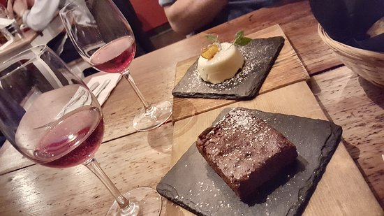 Macellaio RC Exmouth Market: Dessert
