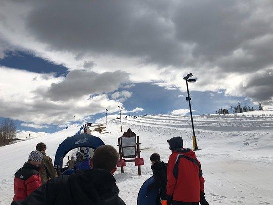 Frisco Adventure Park: Ski Lift