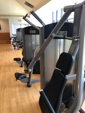 شيراتون دفو إيربورت هوتل: The Fitness Center