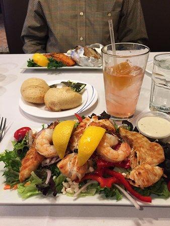 Dolphin Seafood Restaurant Natick Menu Prices Reviews Tripadvisor