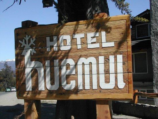 Снимок Hotel Huemul