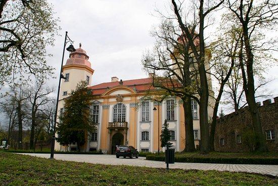 Ksiaz Castle: vstup Ksiaz