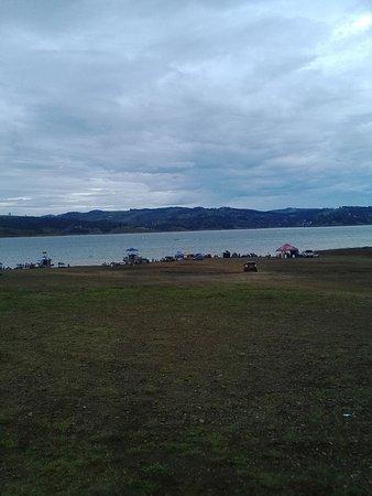 Valle del Cauca Department, Colombia: lago calima