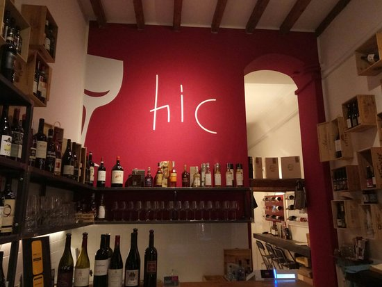 Hic Enoteche - Spallanzani