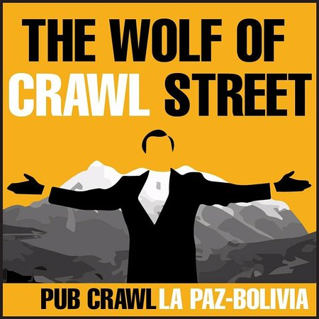 ‪The Wolf of Crawl Street‬