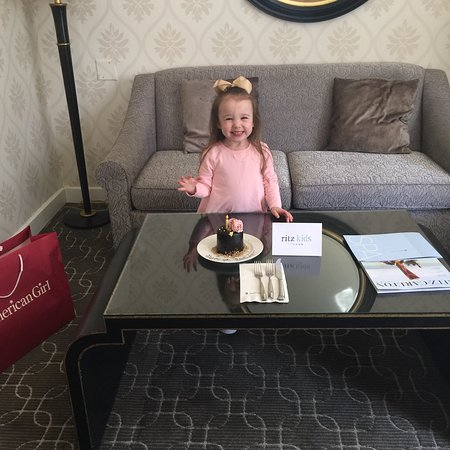 Granddaughter's 4th Birthday/American Girl Package