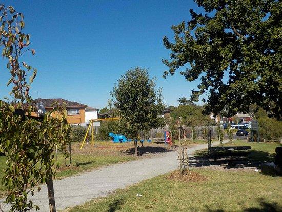 Grant Olson Reserve Playground