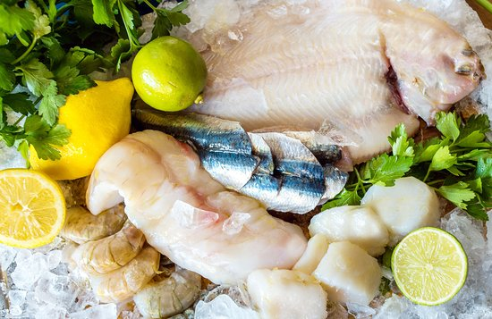 Michael 39 s mediterranean restaurant chipping campden for Daily fresh fish