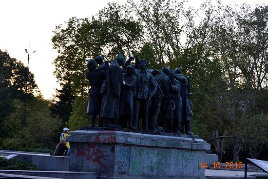 Monument to the Unknown Warrior Photo