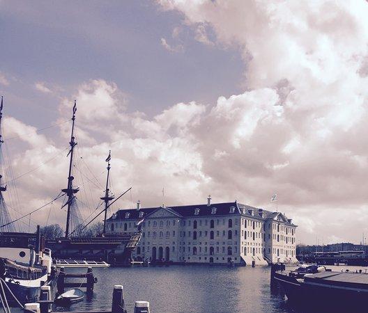 Het Scheepvaartmuseum| The National Maritime Museum Foto