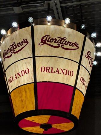 Giordano's Orlando
