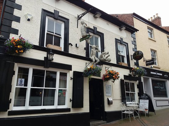 The Griffin Inn Oswestry