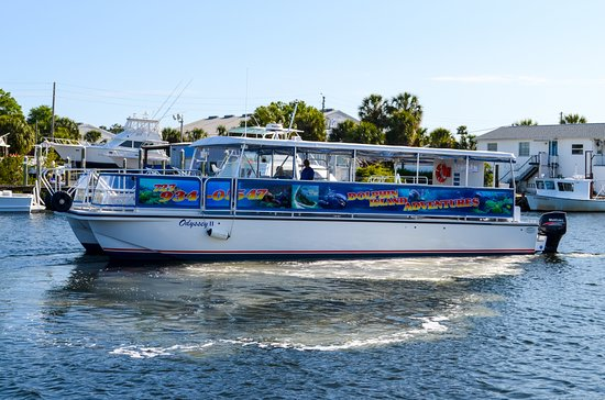 Tarpon Springs, FL: Check out our new boat! Odyssey II