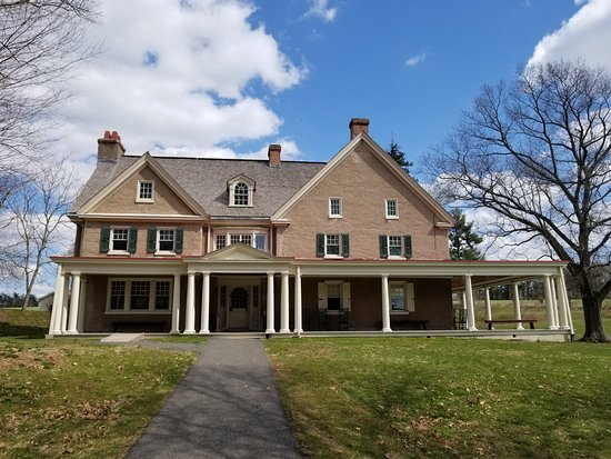 Schwenksville, Πενσυλβάνια: Wonderful House, Beautiful Inside! (No interior photos allowed, unfortunately)