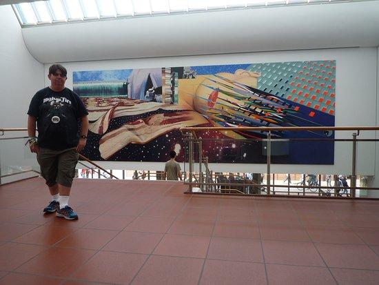 Museum Ludwig : mural