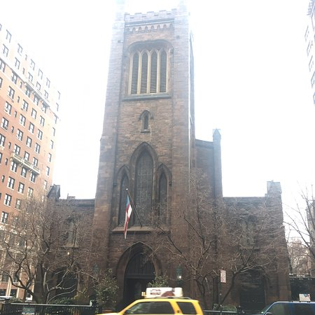 Lovely Church in The Village NYC