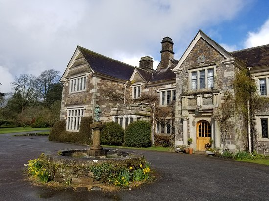 Lewtrenchard Manor: 20180404_103838_large.jpg