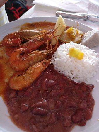 Restaurant Chez Marie Claire Saint Pierre Martinique