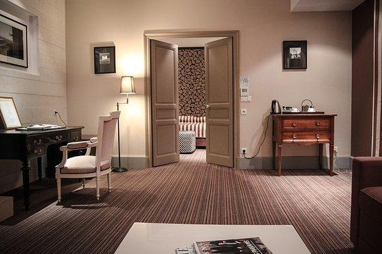 Nieul, Frankreich: Guest room
