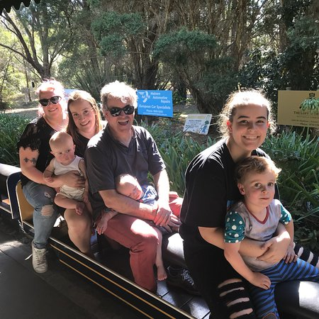 Campbelltown Miniature Railway