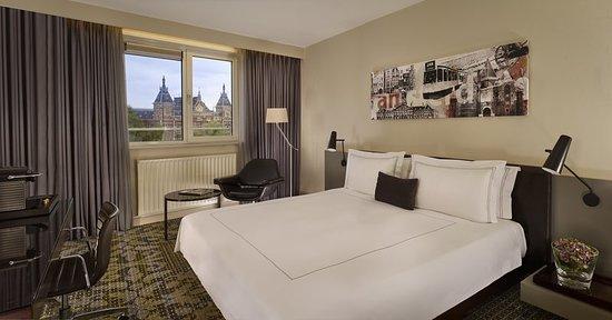 Park Plaza Victoria Amsterdam: Guest room