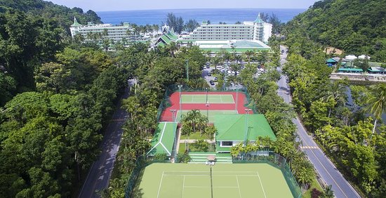 Le Meridien Phuket Beach Resort: Recreation