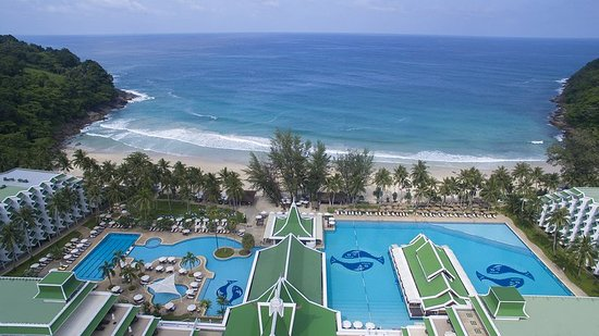 Le Meridien Phuket Beach Resort: Pool