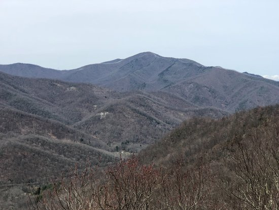 Just off the Blue Ridge Pkwy - Pisgah National Forest