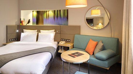 Crowne Plaza Brugge: Guest room