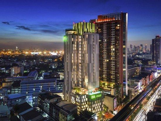 Ibis Styles Bangkok Sukhumvit Phra Khanong Updated 2018