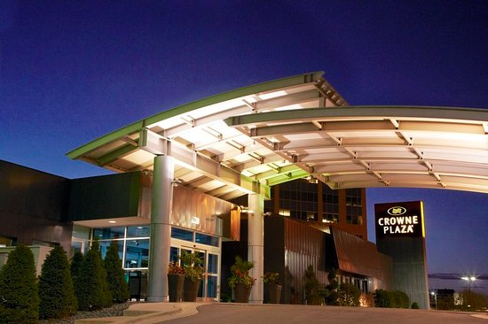 Crowne Plaza Hotel Minneapolis Airport West Bloomington
