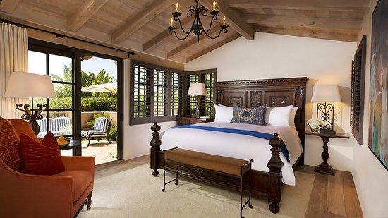Rancho Santa Fe, קליפורניה: Guest room