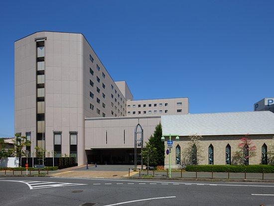 THE KASHIHARA: ホテル外観