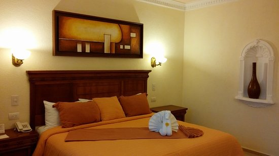 Gran Real Yucatan: Guest room