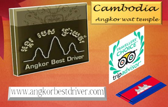 Angkor Best Driver