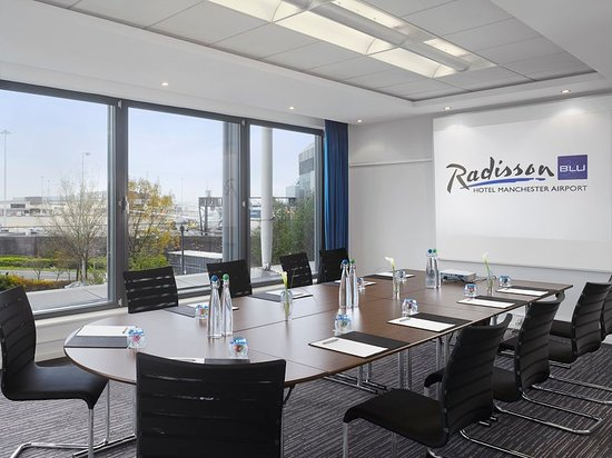 Radisson Blu Hotel, Manchester Airport: Meeting room