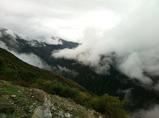 Jiajin Mountains