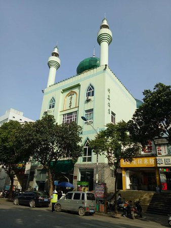 Nanning mosque