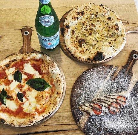 Glenroy, Αυστραλία: Pane e Pizza