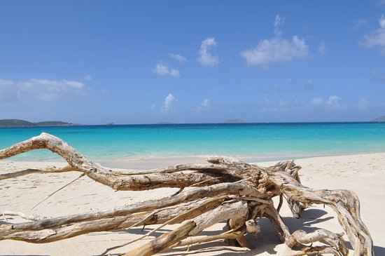 Trunk Bay: Relaxing Day