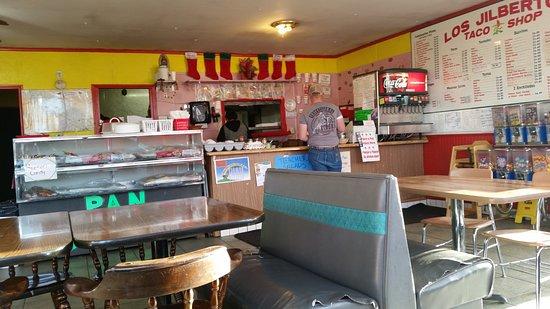 Wellington, UT: Dining area