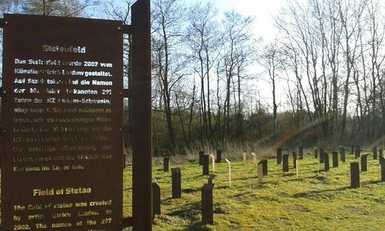 Husum-Schwesing Concentration Camp Memorial