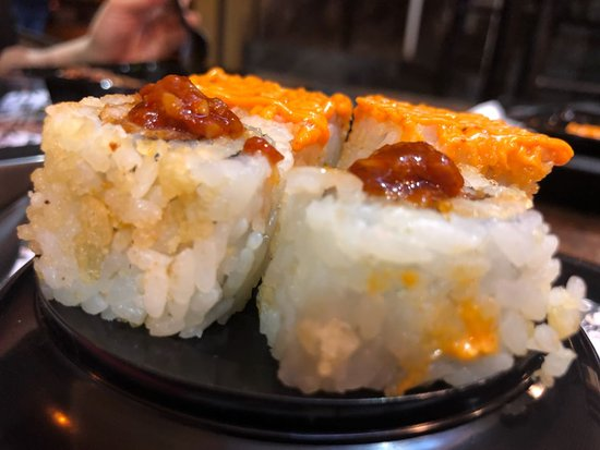 Wok Express: Sushi